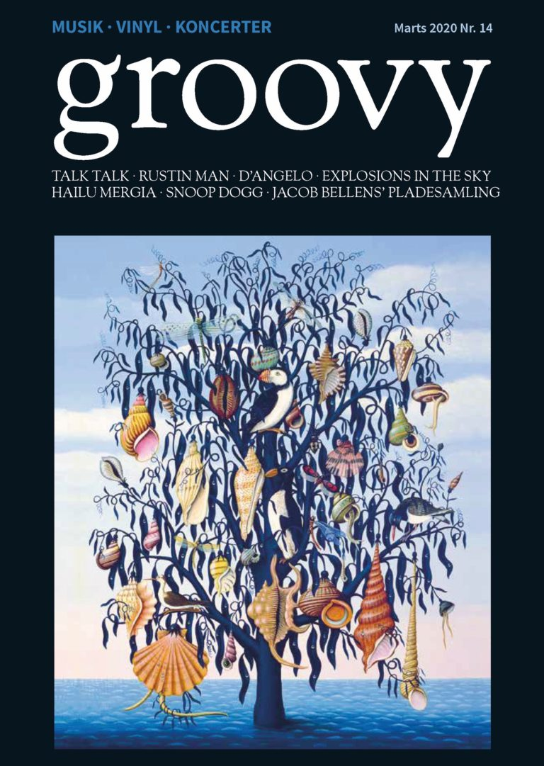 Groovy 14 - Spirit Of Eden